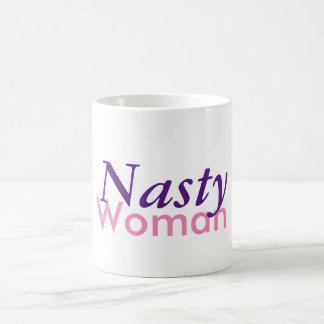 Eklige Frauen-Kaffee-Tasse Kaffeetasse