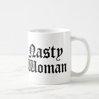 Eklige Frauen-Tassen-Schale Kaffeetasse