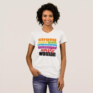 Ekliger Frauen-T - Shirt (Licht)