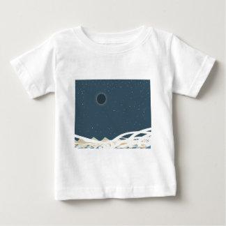 """Eklipse von Sun-Kunst mit """"Schlangen """" Baby T-shirt"""