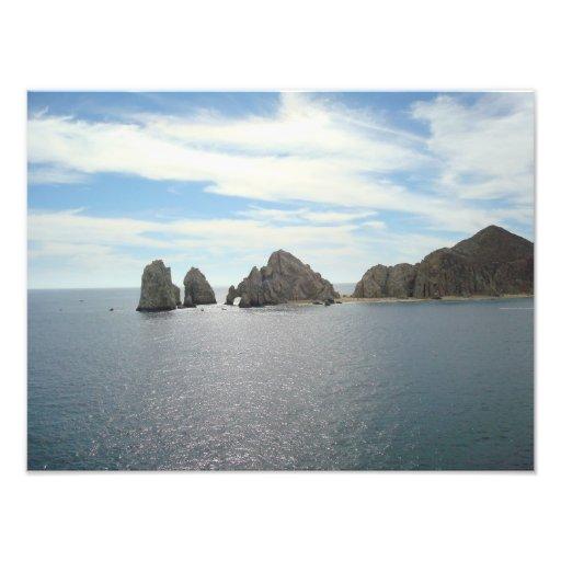 El ACRO de Cabo San Lucas Foto Drucke