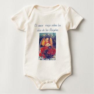 EL amor Säugling onsie Strampler