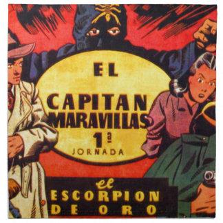 EL Capitan Maravellas Stoffserviette