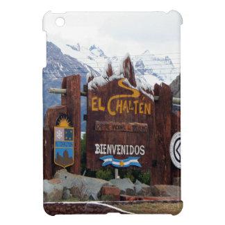 EL Chalten, Patagonia, Argentinien iPad Mini Hülle
