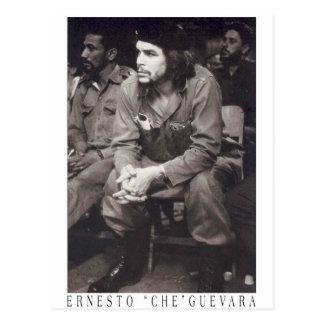 EL Che Guevara Postkarte