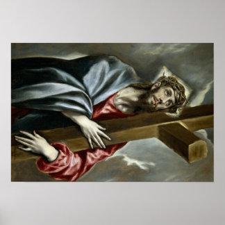 El Greco-Kunst Poster