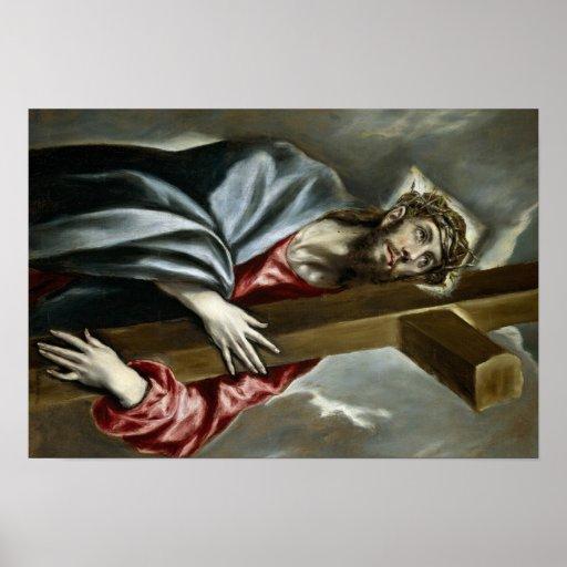 El Greco-Kunst Plakate