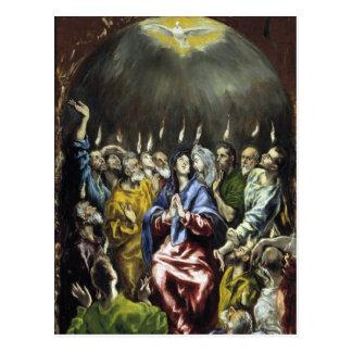 El Greco-Kunst Postkarten