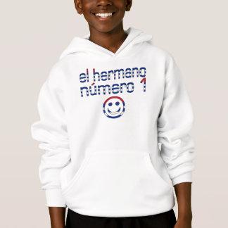 EL Hermano Número 1 - Bruder der Nr.-1 auf Kubaner Hoodie