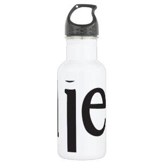 """EL jefe """"der Chef """" Trinkflaschen"""