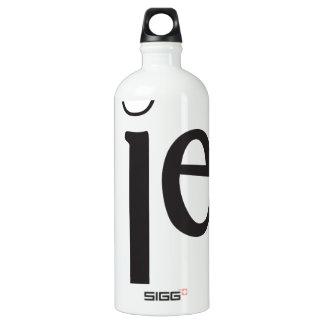 """EL jefe """"der Chef """" Wasserflaschen"""