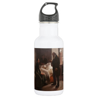 EL Niño enfermo durch Arturo Michelena 1886 Trinkflasche