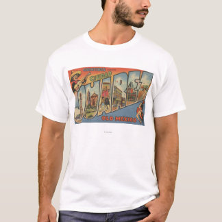 El Paso, Texas - Ciudad Juarez T-Shirt
