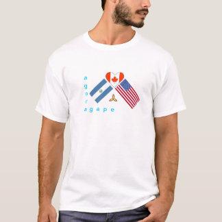 El Salvador trifft USA in Kanada-T - Shirt