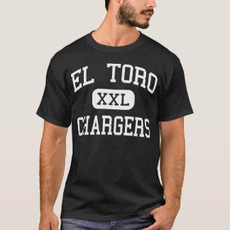 EL Toro - Ladegeräte - hoch - See-Wald Kalifornien T-Shirt