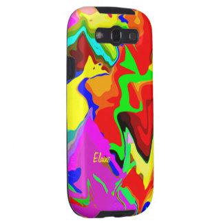 Elaine Kasten Samsungs-Galaxie s3 Samsung Galaxy S3 Schutzhülle