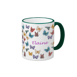 Elaine Kaffee Tassen