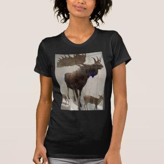 Elche (Alces Alces) T-Shirt