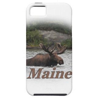 Elche Maines Stier Tough iPhone 5 Hülle