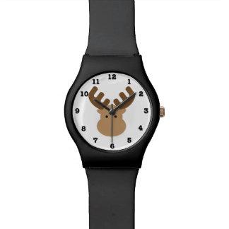 Elche nummerierte May28th Armbanduhr