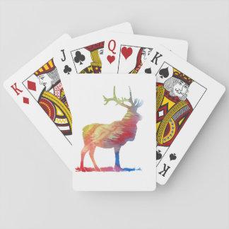 Elchkunst Spielkarten