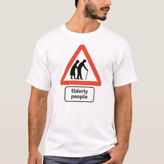 Elderly people T-Shirt