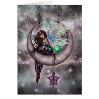 Electra Feen-Fantasie-feenhafte Kunst durch Molly Karte