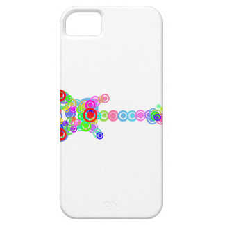 Electric digitaler Guitar circle design Music Barely There iPhone 5 Hülle