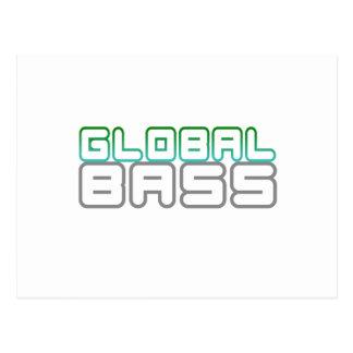 Electronica Techno DnB Haus-Trance-Electro-Rave Postkarten