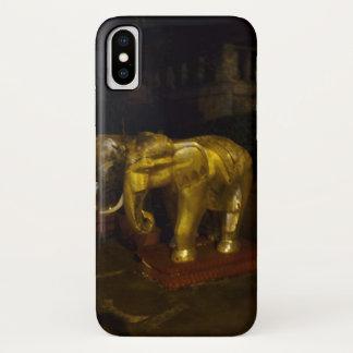 Elefant-Apple iPhone X, kaum TherePhoneCase iPhone X Hülle