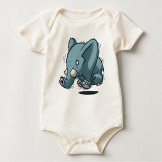 Elefant Babygrow Body