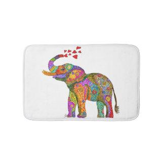 Elefant-Bad-Matte Badematte