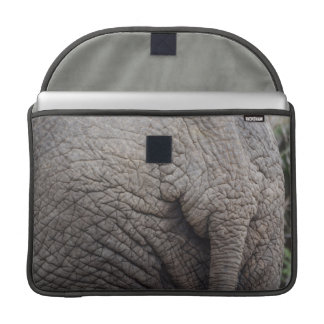 Elefant-Beschaffenheit MacBook Pro Sleeve