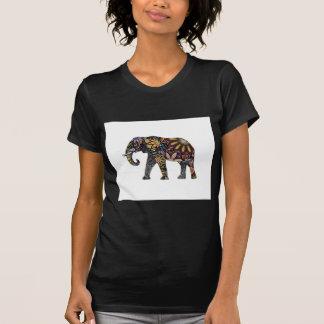 Elefant bunt T-Shirt