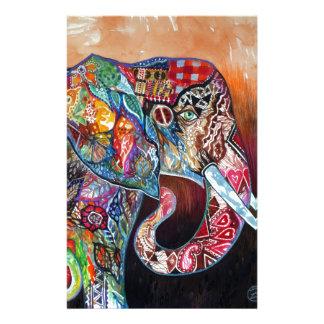 Elefant Druckpapiere