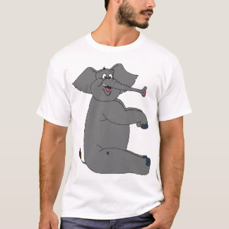 Elefant E T-Shirt