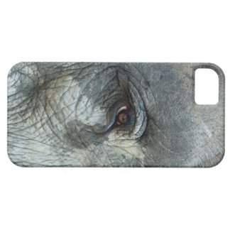 Elefant Eye iPhone 5 Schutzhülle