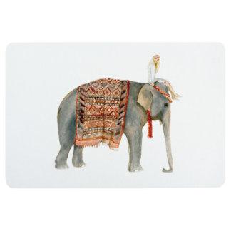 Elefant-Fahrt Bodenmatte