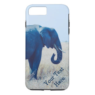 Elefant-Foto-Telefon-Kasten  -- Kundengerecht iPhone 8 Plus/7 Plus Hülle