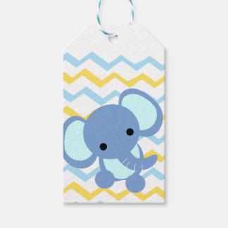 Elefant Geschenk-Umbauten Geschenkanhänger