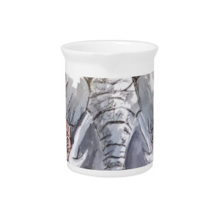 Elefant Getränke Pitcher