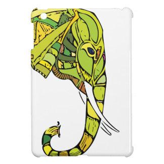 Elefant-Grafikdesign Hüllen Für iPad Mini