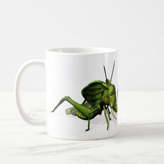 Elefant-Heuschrecken-Kreuzung Kaffeetasse