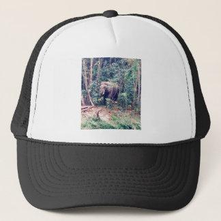 Elefant in Thailand Truckerkappe
