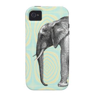 Elefant iPhone 4 Fall iPhone 4 Case