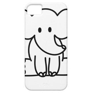 Elefant iPhone 5 Hülle