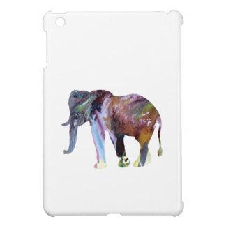 Elefant-Kunst iPad Mini Hülle