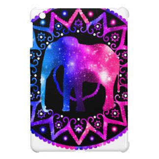 Elefant-Mandala iPad Mini Hülle