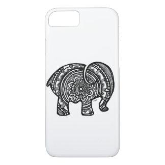 Elefant-Mandala iPhone Fall iPhone 8/7 Hülle