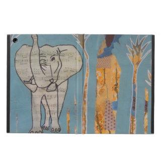 Elefant-Musik iPad Fall